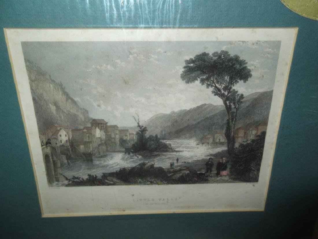 25 antique engravings/etchings - 6