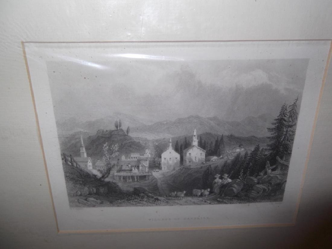 25 antique engravings/etchings - 8