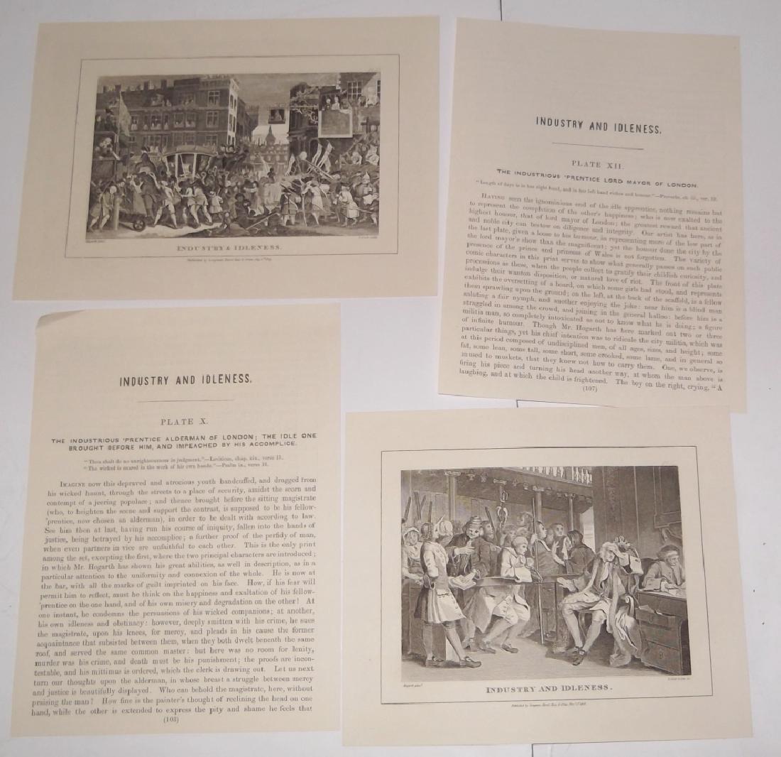 14 20th c. etchings/engravings & prints - 10
