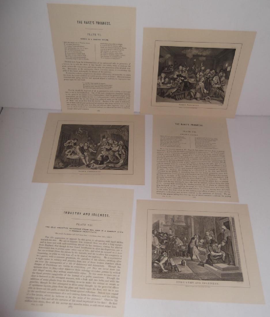 14 20th c. etchings/engravings & prints - 2