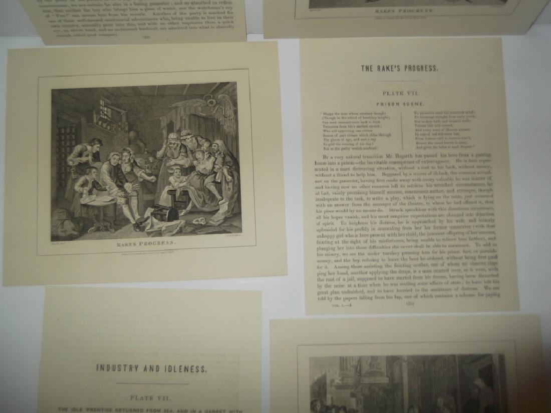14 20th c. etchings/engravings & prints - 3