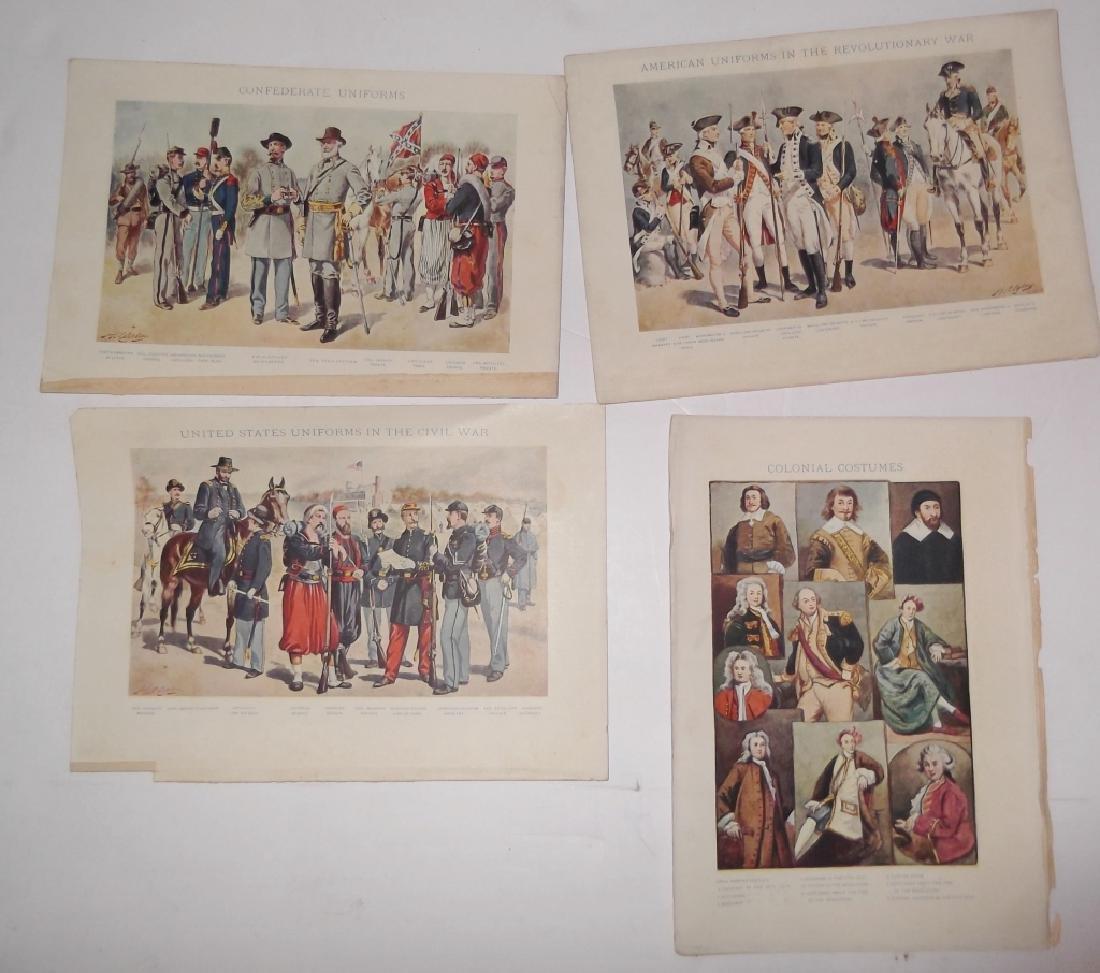 14 20th c. etchings/engravings & prints - 5