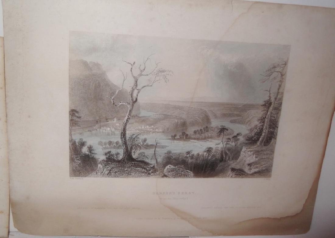 14 20th c. etchings/engravings & prints - 9