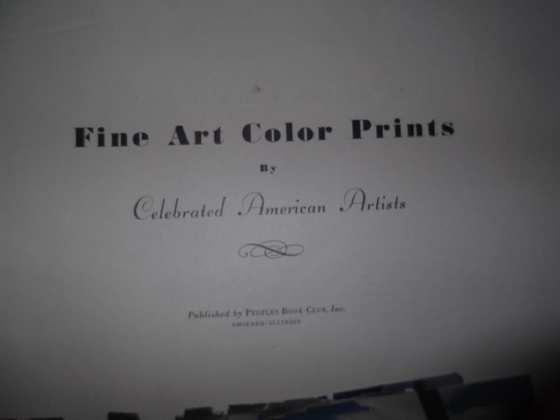 14 piece print lot - 14