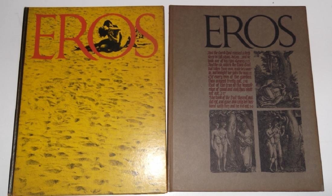 Eros books & Avand-Garde magazines - 2