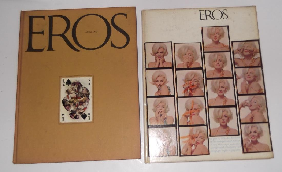 Eros books & Avand-Garde magazines - 3