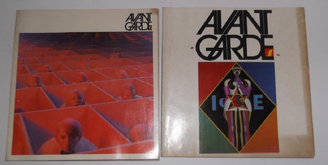 Eros books & Avand-Garde magazines - 6