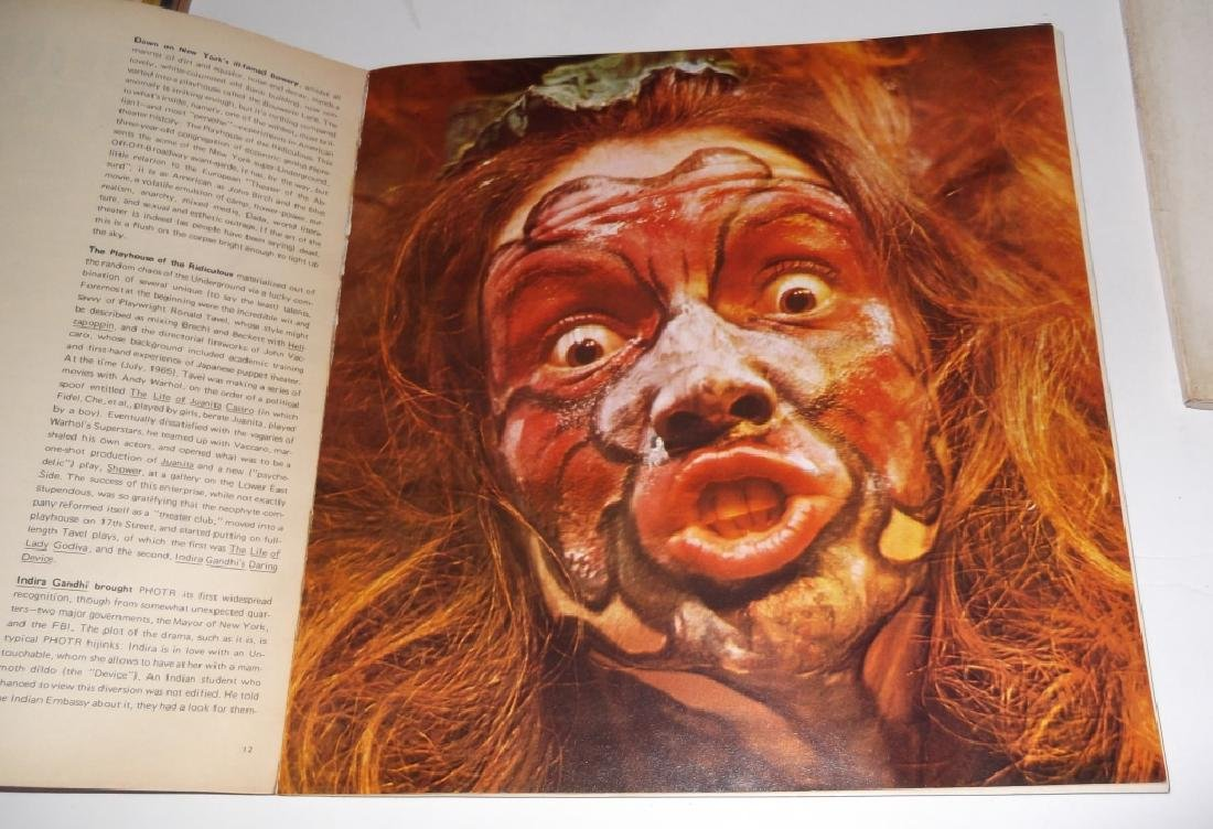 Eros books & Avand-Garde magazines - 7