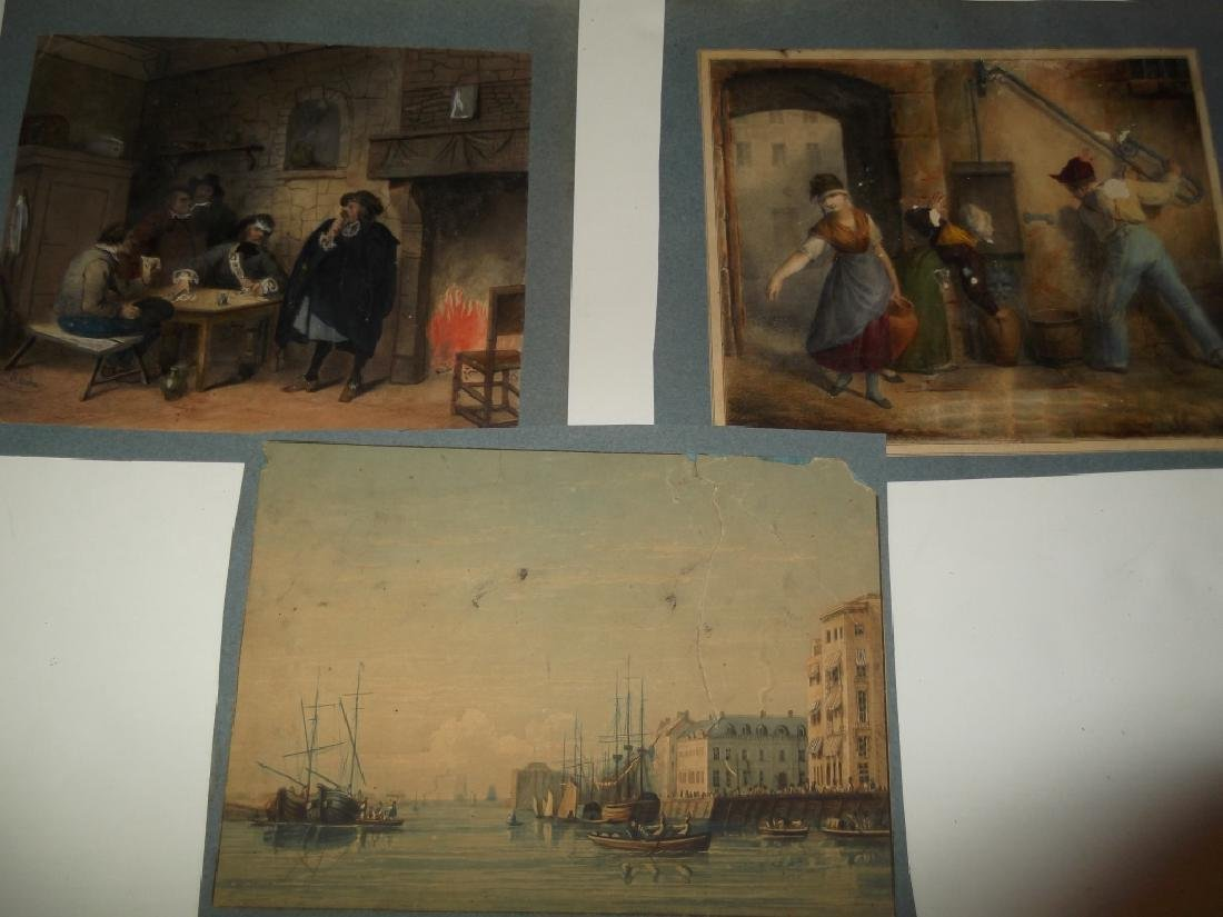 10 19th/20th century prints - 3