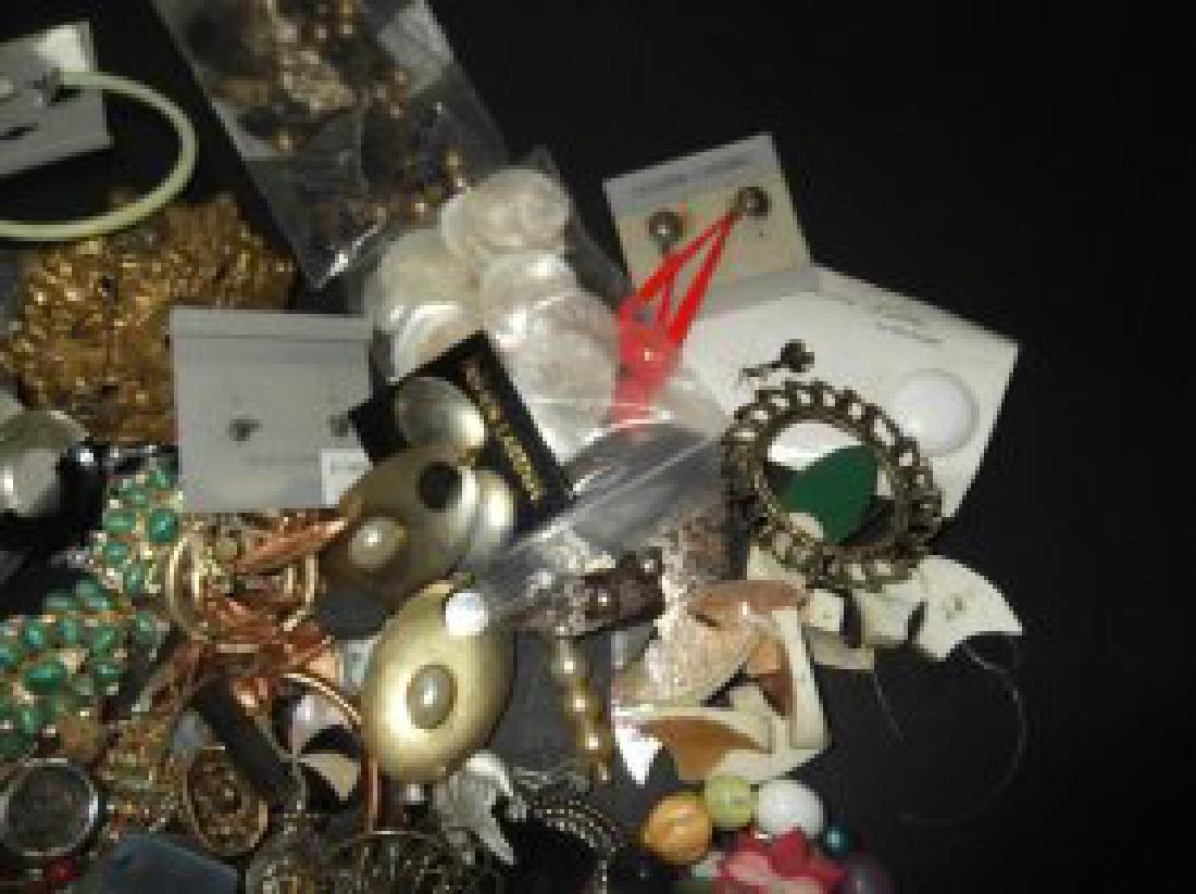 costume jewelry parts - 10