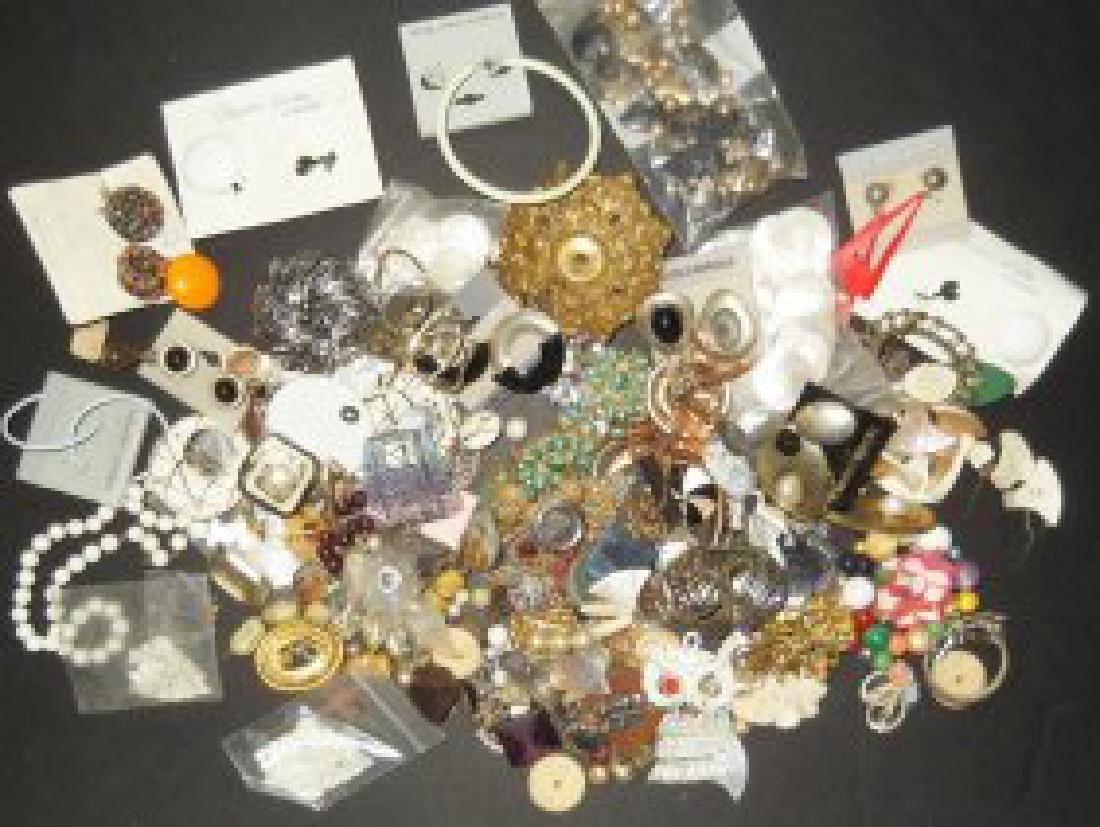 costume jewelry parts