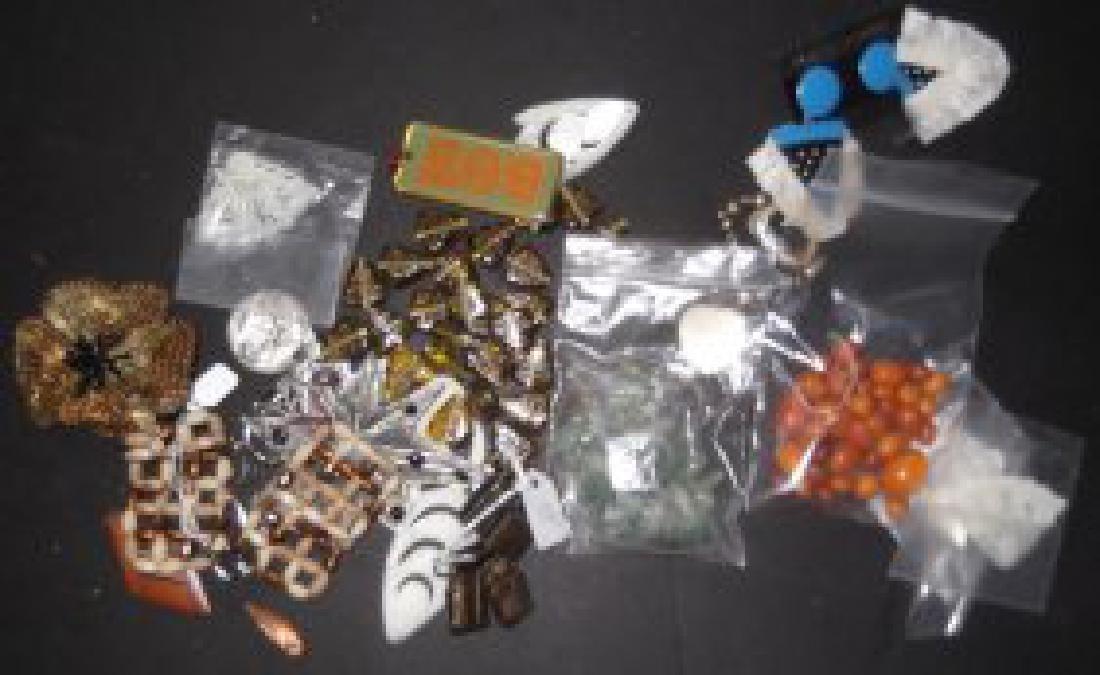 costume jewelry parts - 2