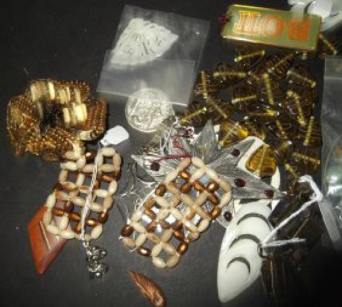 costume jewelry parts - 9
