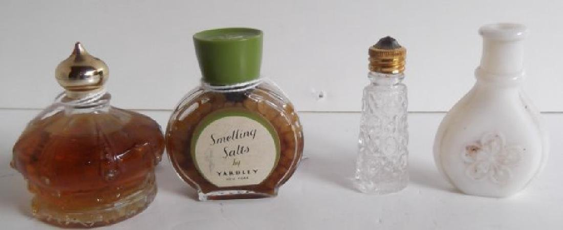 18 vintage perfume bottles - 3