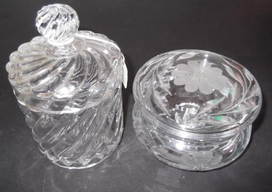 dresser boxes & perfume bottles - 9