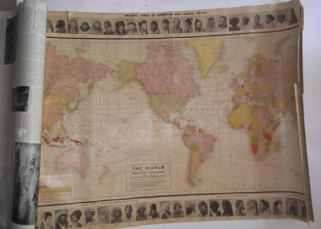 1906 wall hanging maps - 10