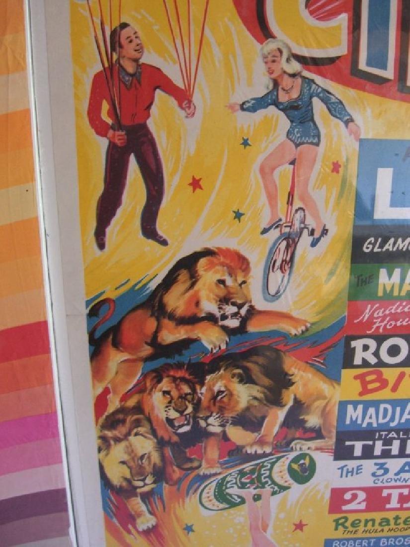 2 circus posters - 3