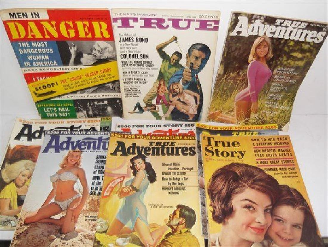 12 Men's magazines