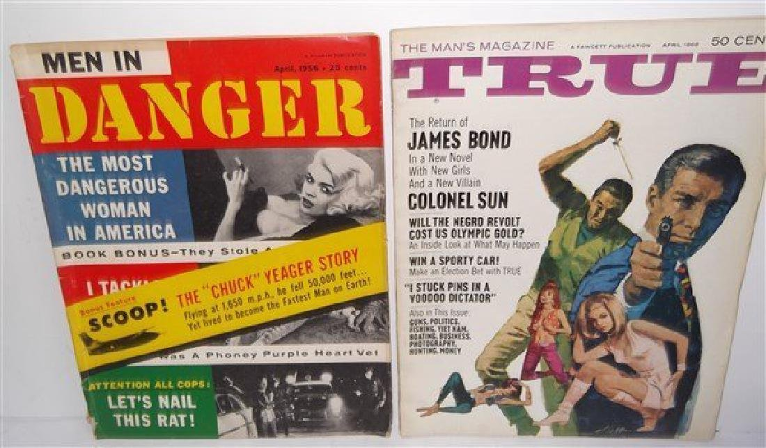 12 Men's magazines - 2