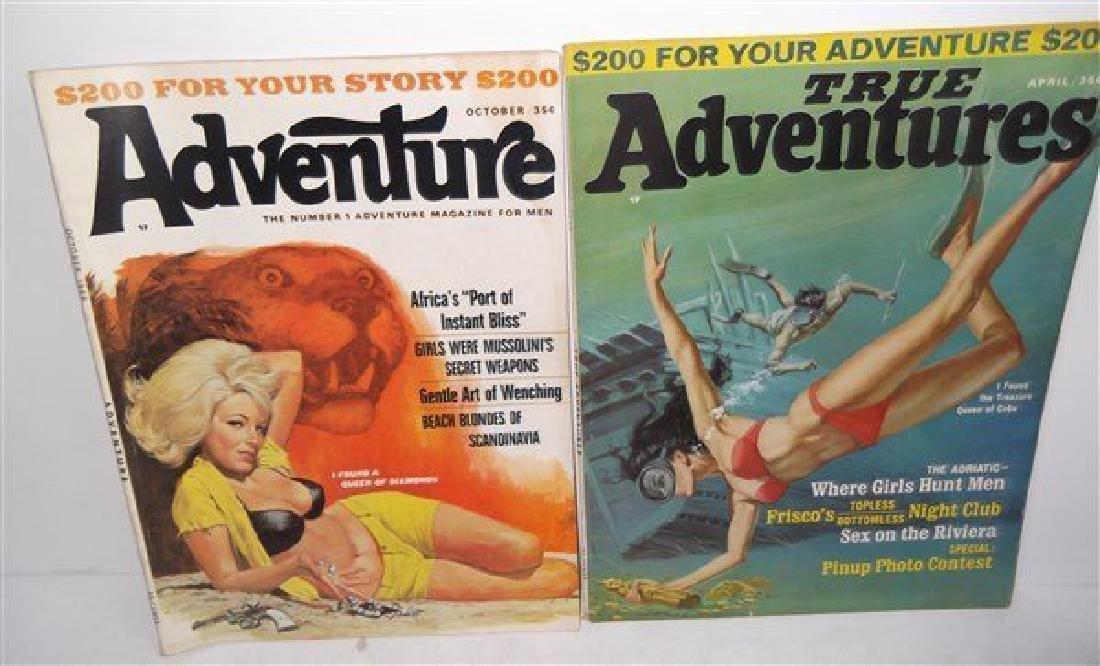 12 Men's magazines - 4