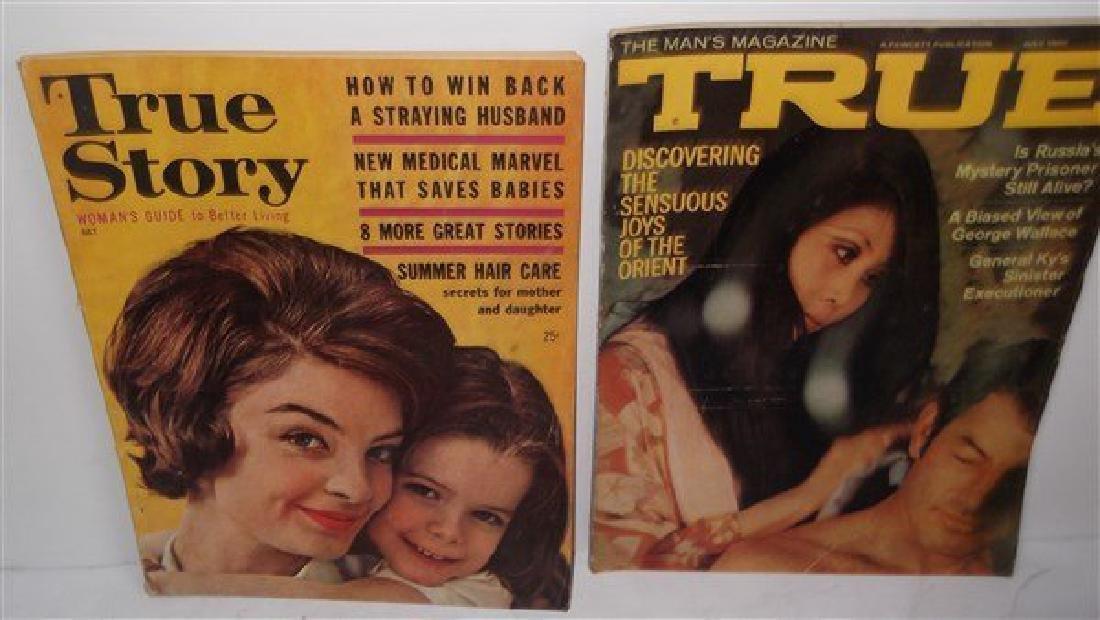 12 Men's magazines - 5