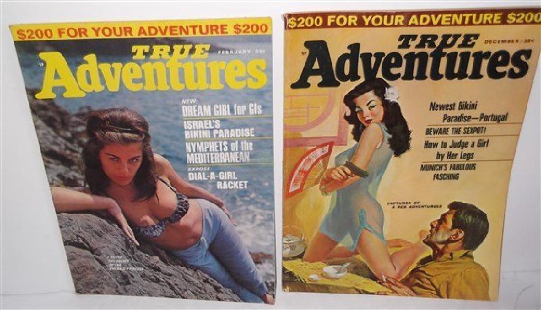 12 Men's magazines - 6