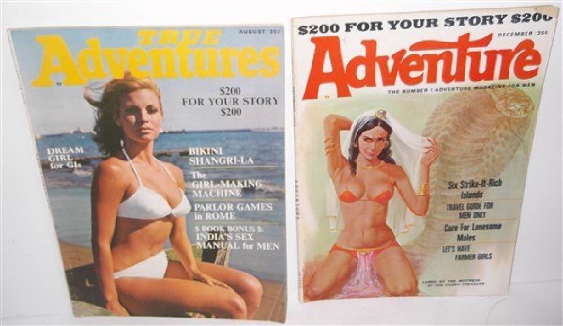 12 Men's magazines - 7