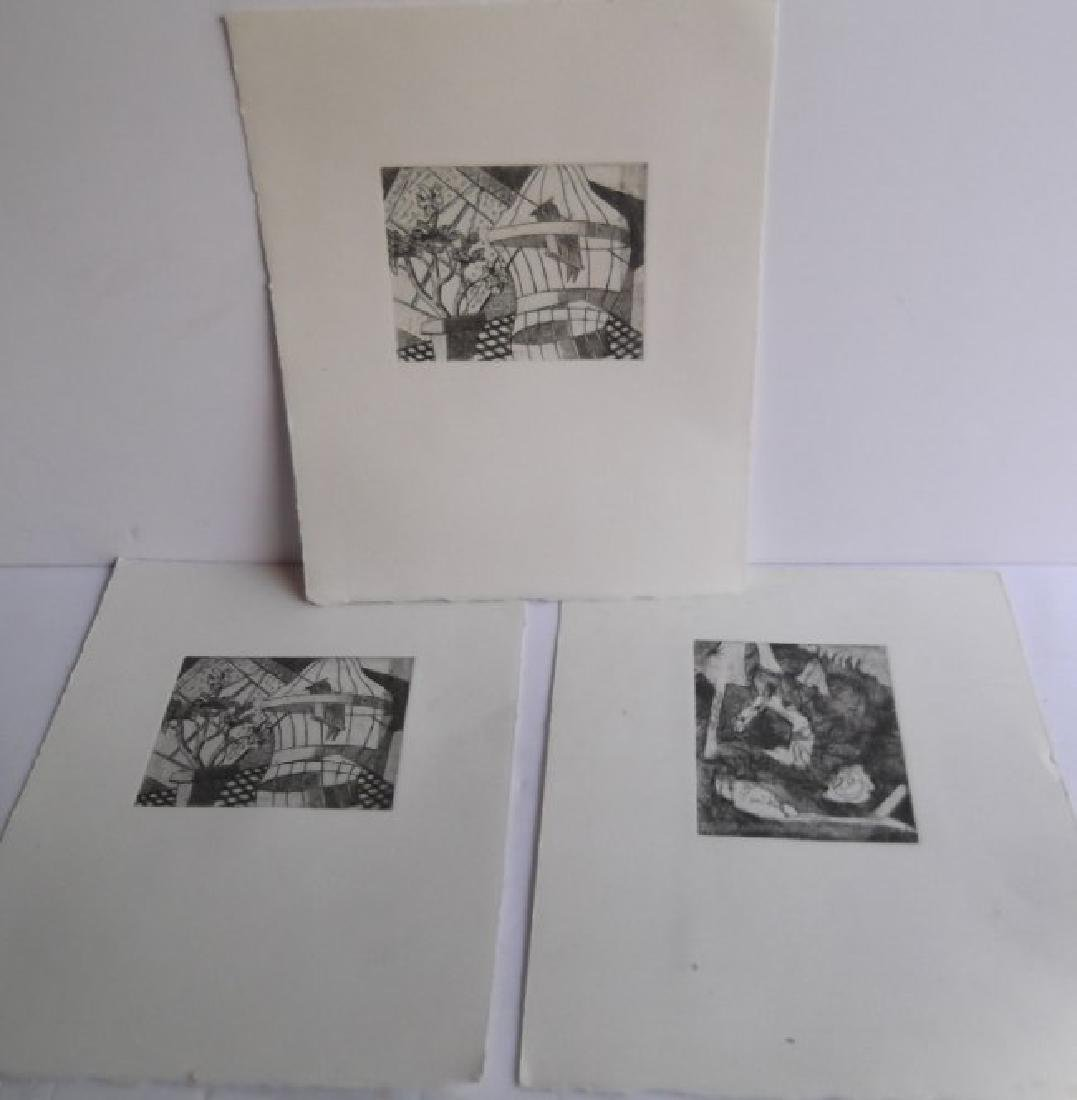 Collection of 21 pieces of artwork - 4