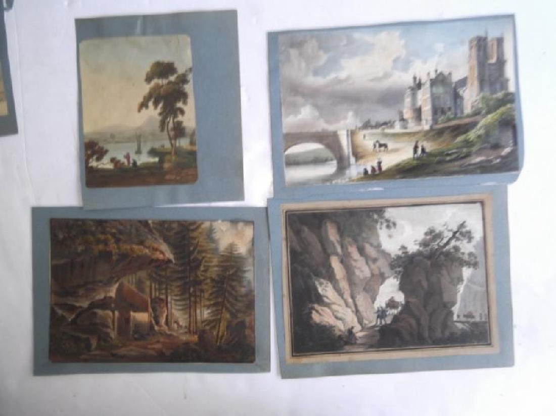 26 vintage engravings & prints - 3
