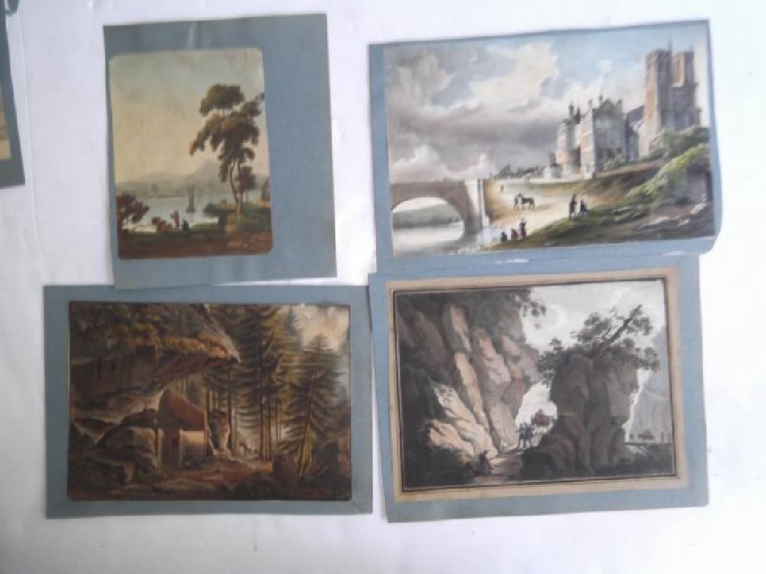 26 vintage engravings & prints - 3