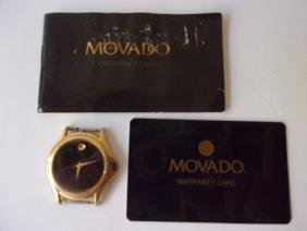 Movado Watch Face Only