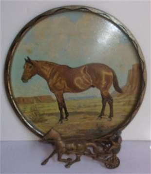 2 piece horse lot