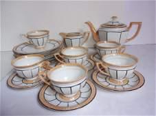 Rosenthal Bavaria teapot and plates