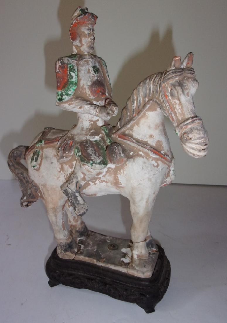 18th/19th century original Chinese tomb figure