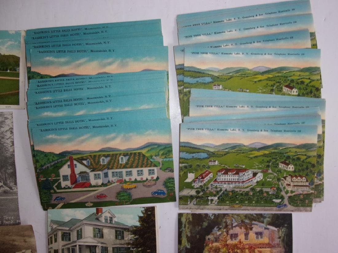 50 old postcards - 3