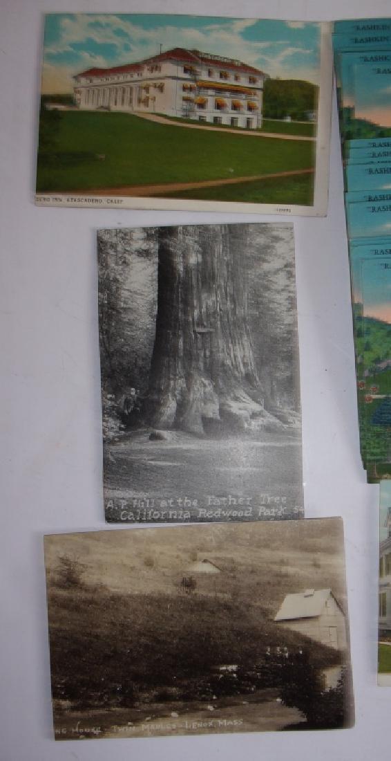 50 old postcards - 4