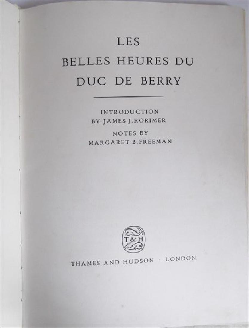 Les Belles Heures Du Duc De Berry book - 10