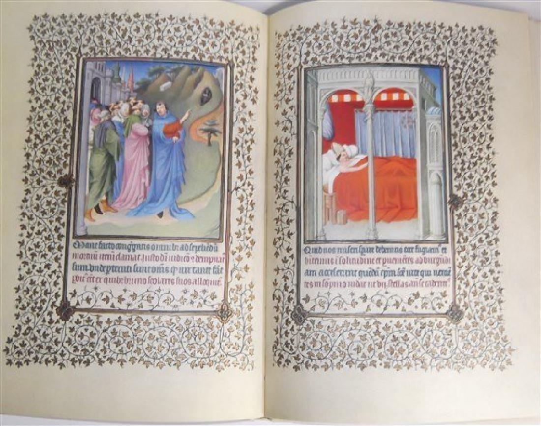 Les Belles Heures Du Duc De Berry book - 3