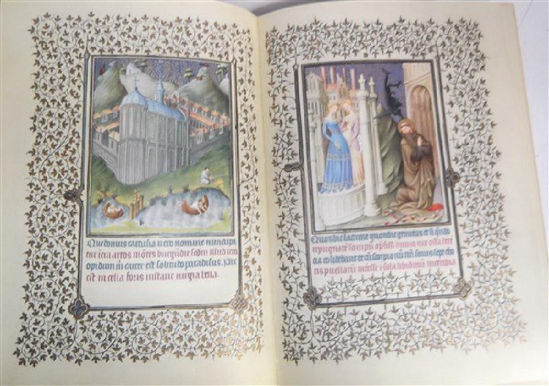 Les Belles Heures Du Duc De Berry book - 4