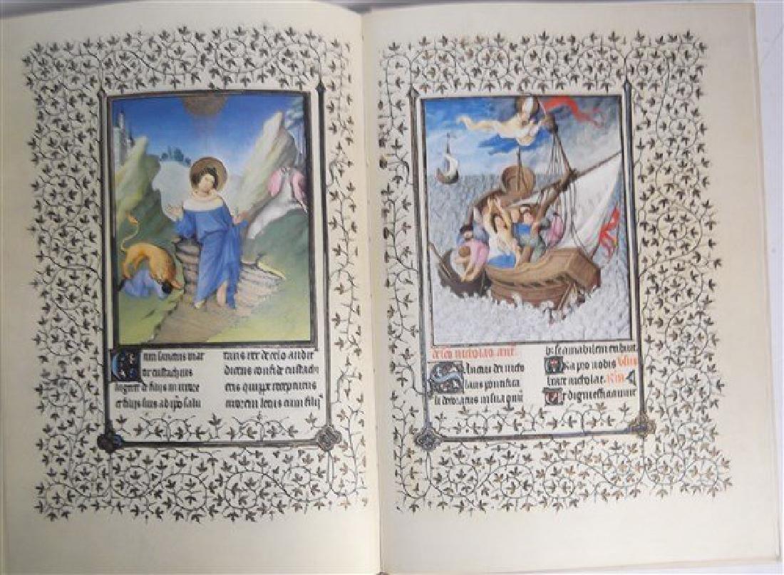 Les Belles Heures Du Duc De Berry book - 5