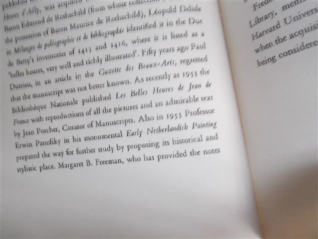 Les Belles Heures Du Duc De Berry book - 6
