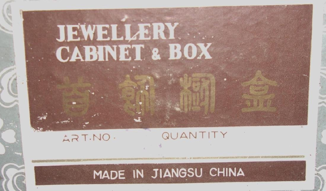 3 Chinese jewelry boxes - 6
