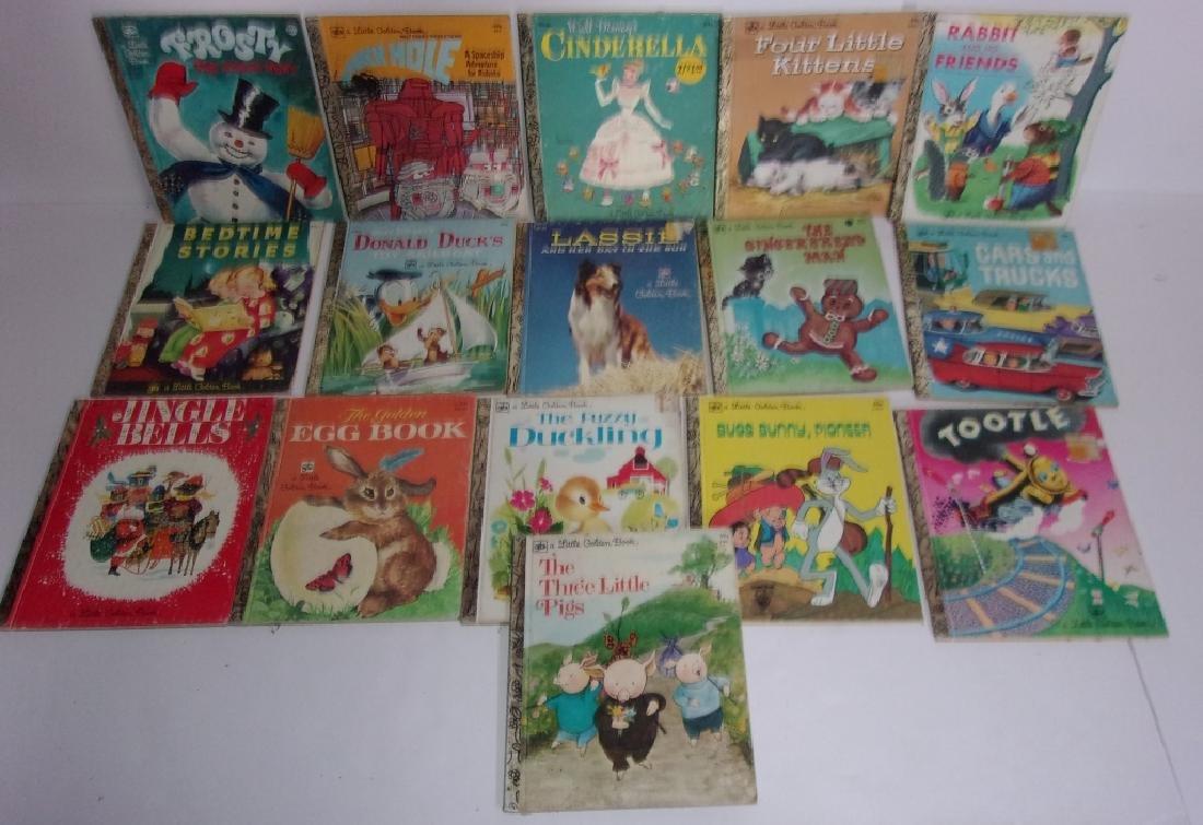 30 little golden children's books - 2