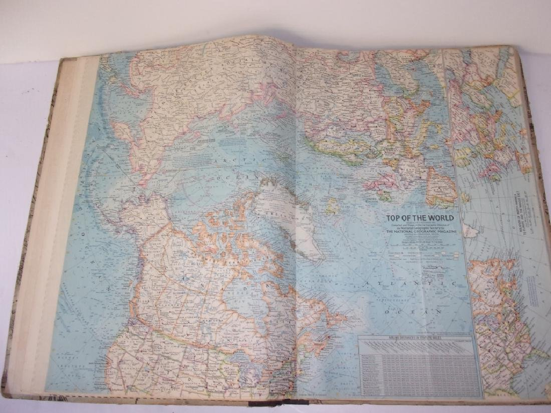 1959 National Geographic Society Atlas Folio - 3