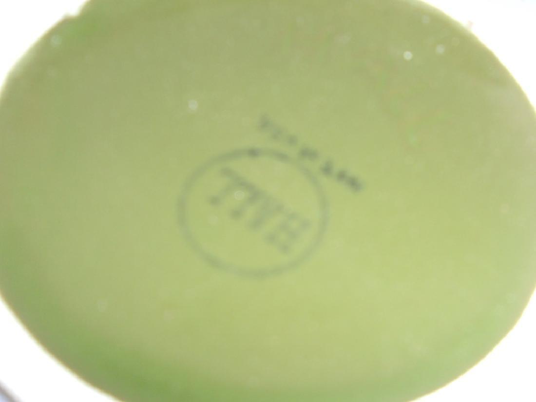 4 mid century Hall teapots - 2