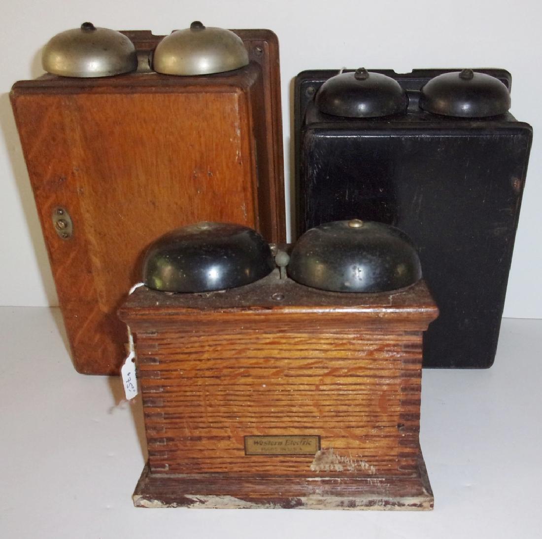 3 ringer boxes