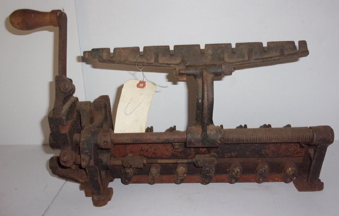 antique egg carton forming machine - 4