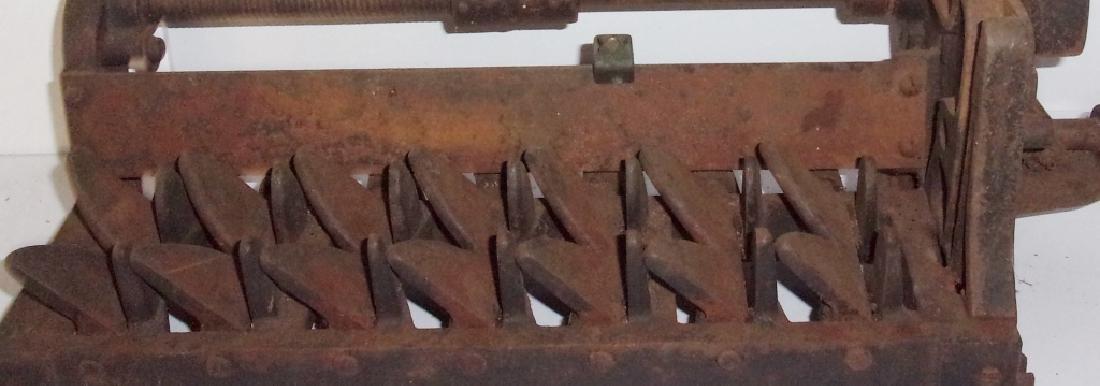 antique egg carton forming machine - 5