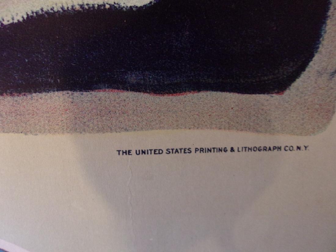WWI hero land poster by J. Carl Mueller - 5