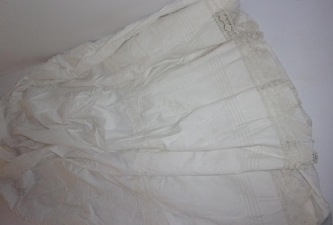 6 piece Victorian clothing lot - 7